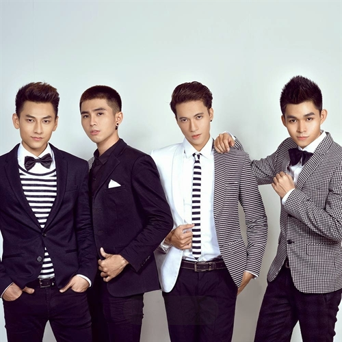 Boy band in farewell tour of HCM City Hà Nội