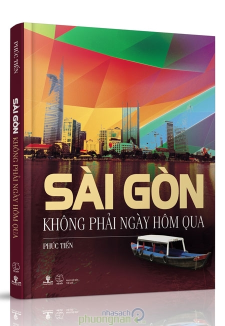 Sài Gòns history people in new book