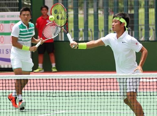 Nam Thiên qualify for Mens Futures semi-finals