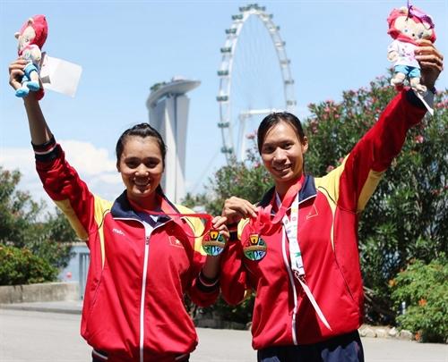 Athletes bio: Tạ Thanh Huyền