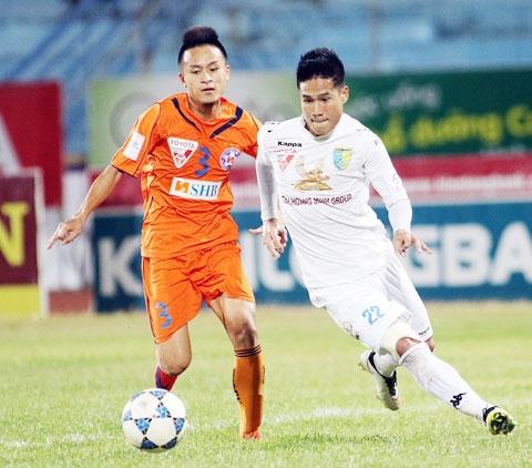 SHB Đà Nẵng climb to V.League second place