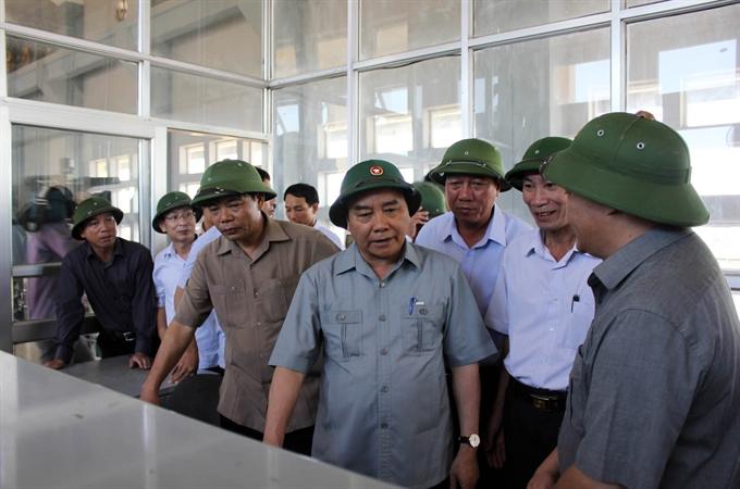 Restore Nam Định production