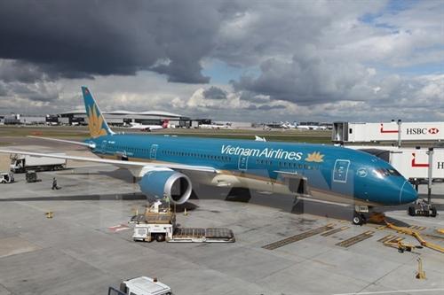 Skewed Dreamliner door delays VNA flight