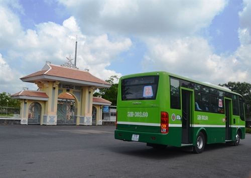 City introduces new buses with cameras