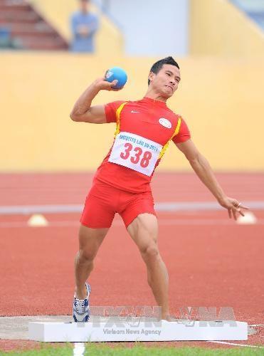 Việt Nam takes part in athletics tournament in Thailand