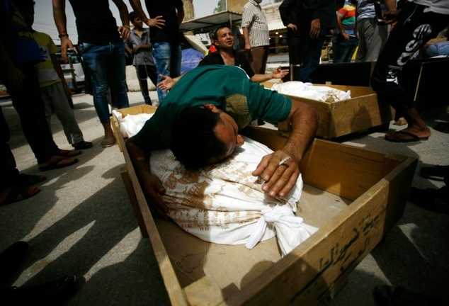 Iraq mourns 119 killed in Baghdad car bombing