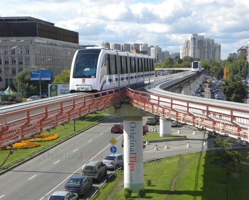 City seeks funds for monorail plan