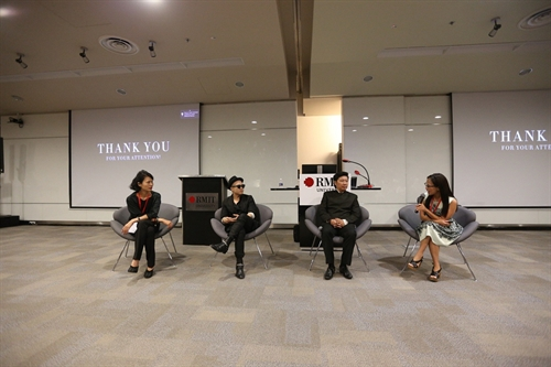 VN fashion pros explore intl relationships at industry event