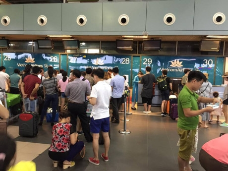 Central bank sounds alarm after hackers hit Vietnam Airlines airports