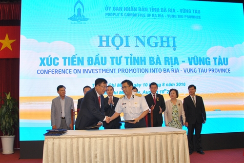 Bà Rịa-Vũng Tàu solicits investment in major projects