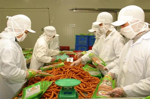 Korean-VN sausage deal delayed