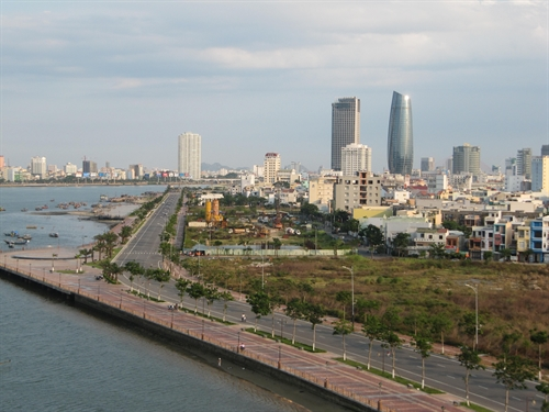 Central city launches design contest on Hàn River banks