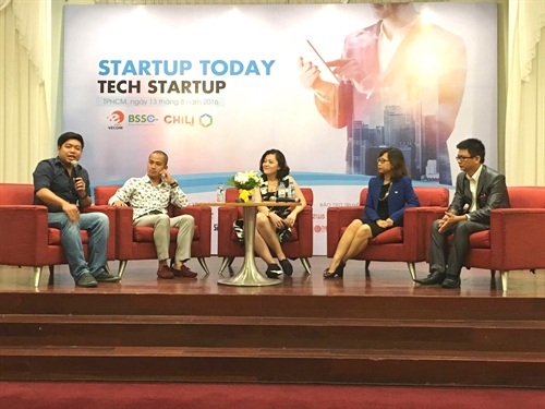 Tech start-ups on the rise in Viet Nam