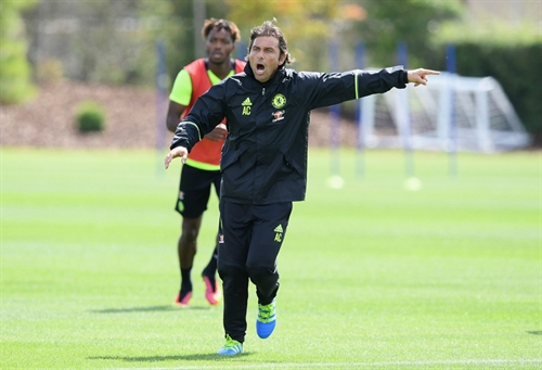 Conte hopes to banish sleepless nights with Chelsea
