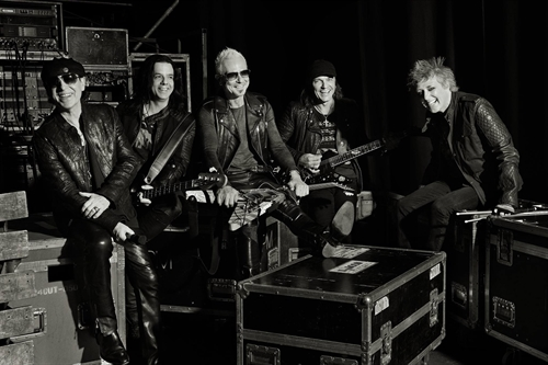 Rock band Scorpions to perform in Hà Nội