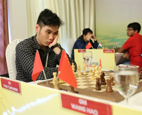 Minh retains 24th in world junior chess champs
