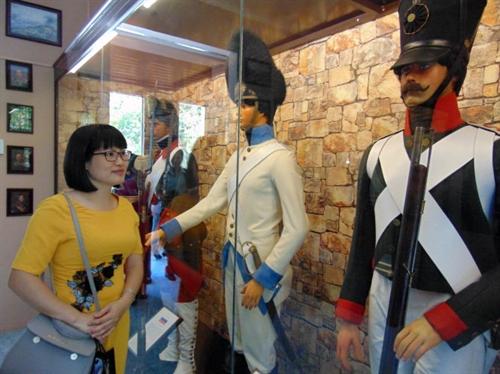 Weapons museum re-opens in coastal city Vũng Tàu