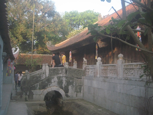 Ancient Bút Tháp Pagoda continues to enchant locals and tourists