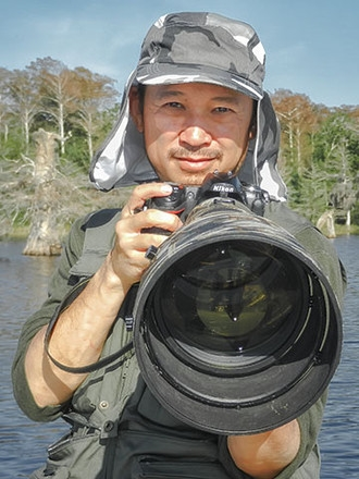 Photographers call for environmental protection