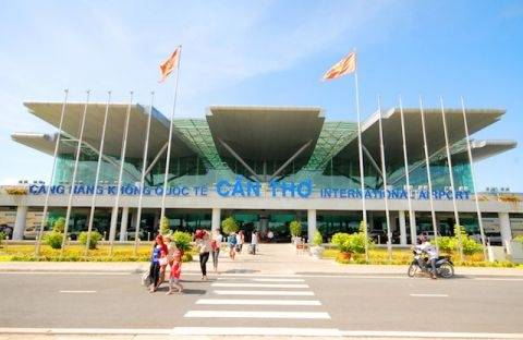 An Giang Airport excluded from priority list