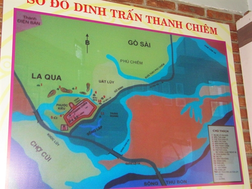 VN script born in Thanh Chiêm Palace: reports
