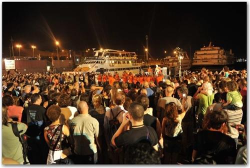 Israel jazz fest trumpets local talent against jihadist backdrop