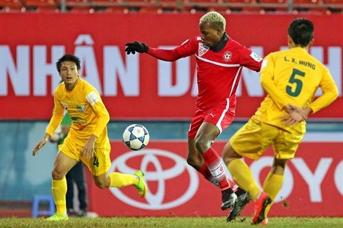 Hải Phòng to play Cần Thơ amid rumours