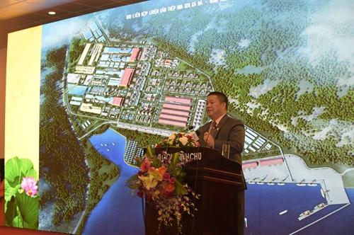 Hoa Sen to build giant steel plant