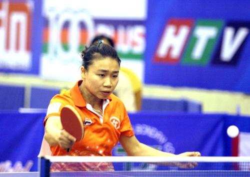 Hong Kongs Nam wins gold at table tennis champs