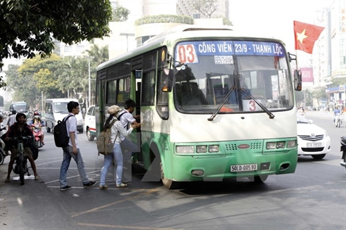 HCM City devises bus plan as rider numbers fall