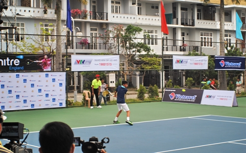 Hà Nội to host tennis tournament for teenagers