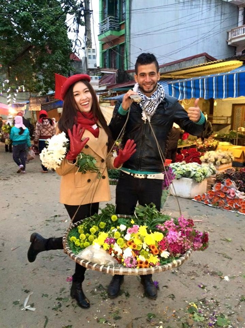 Young Palestinian man finds a second home in Việt Nam
