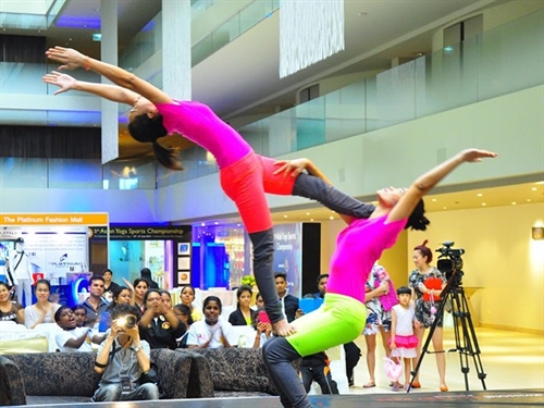 Yoga championships comes to Việt Nam