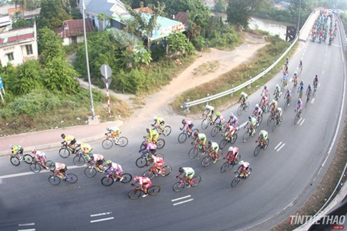 Mekong Delta cycling tournament to kick off