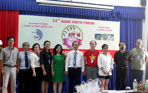 Asian Youth Forum 14 launched in Đà Nẵng