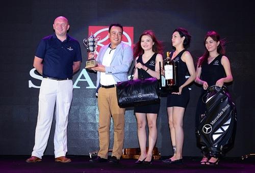 7 VN golfers enter Asian Mercedes Trophy final