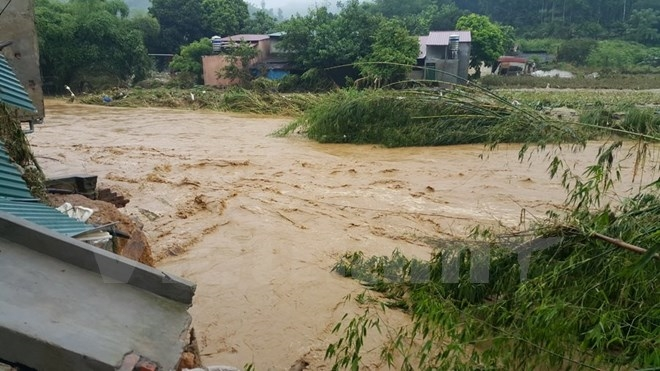 11 killed or missing in Lào Cai Province floods