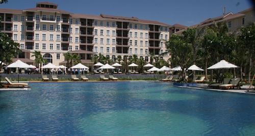 Tourism property market picks up