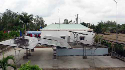 VN needs solar power policy