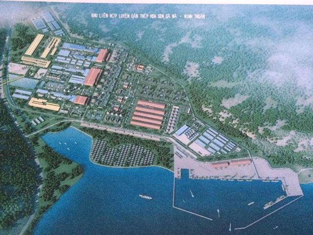 MoIT will supervise 10.6 billion steel project
