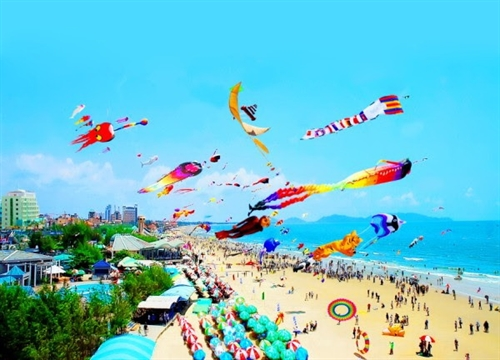 Intl Kite Festival comes to Vũng Tàu in December
