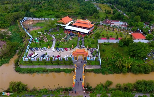Shrine for founders of Việt Nams theatrical arts opens