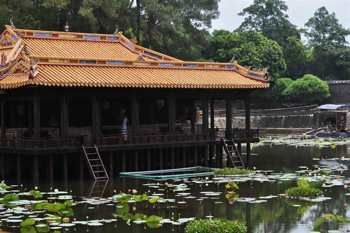 Conservation efforts continue in Huế