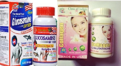 Company confirmed to be supplying fake food supplements