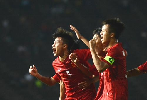 U16 to face Iran for ticket to World Cup