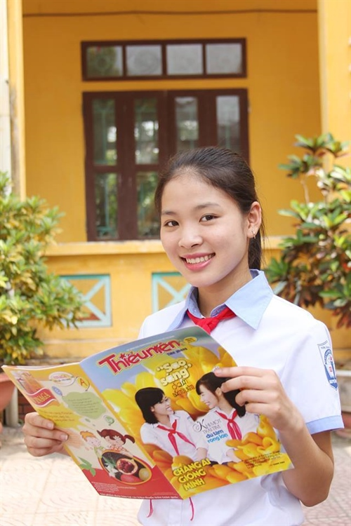 VN student wins intl letter-writing contest