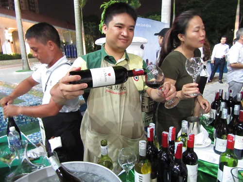 South Africa celebrates Heritage day with Wine Tasting event