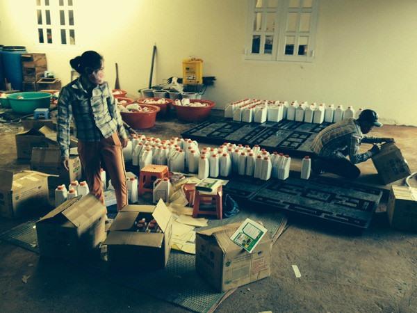 Fake fertilisers flood market
