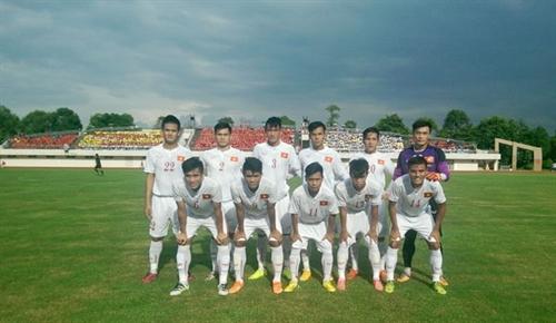 U19 Việt Nam beat U19 Guangzhou Evergrande in friendly match