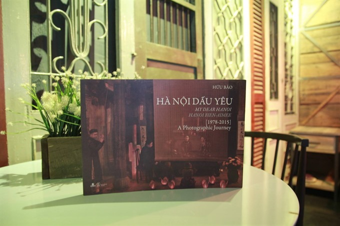 Hà Nội photographer loves his hometown